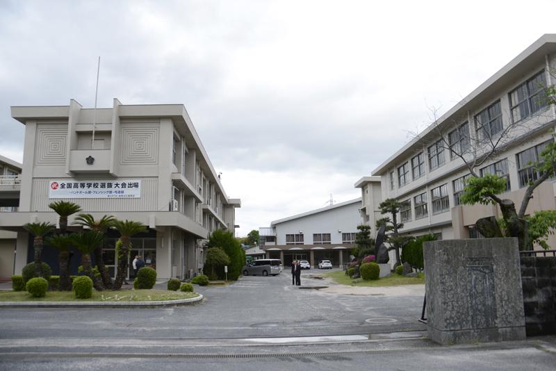山口県立岩国工業高校 | 澄川喜一ニュース